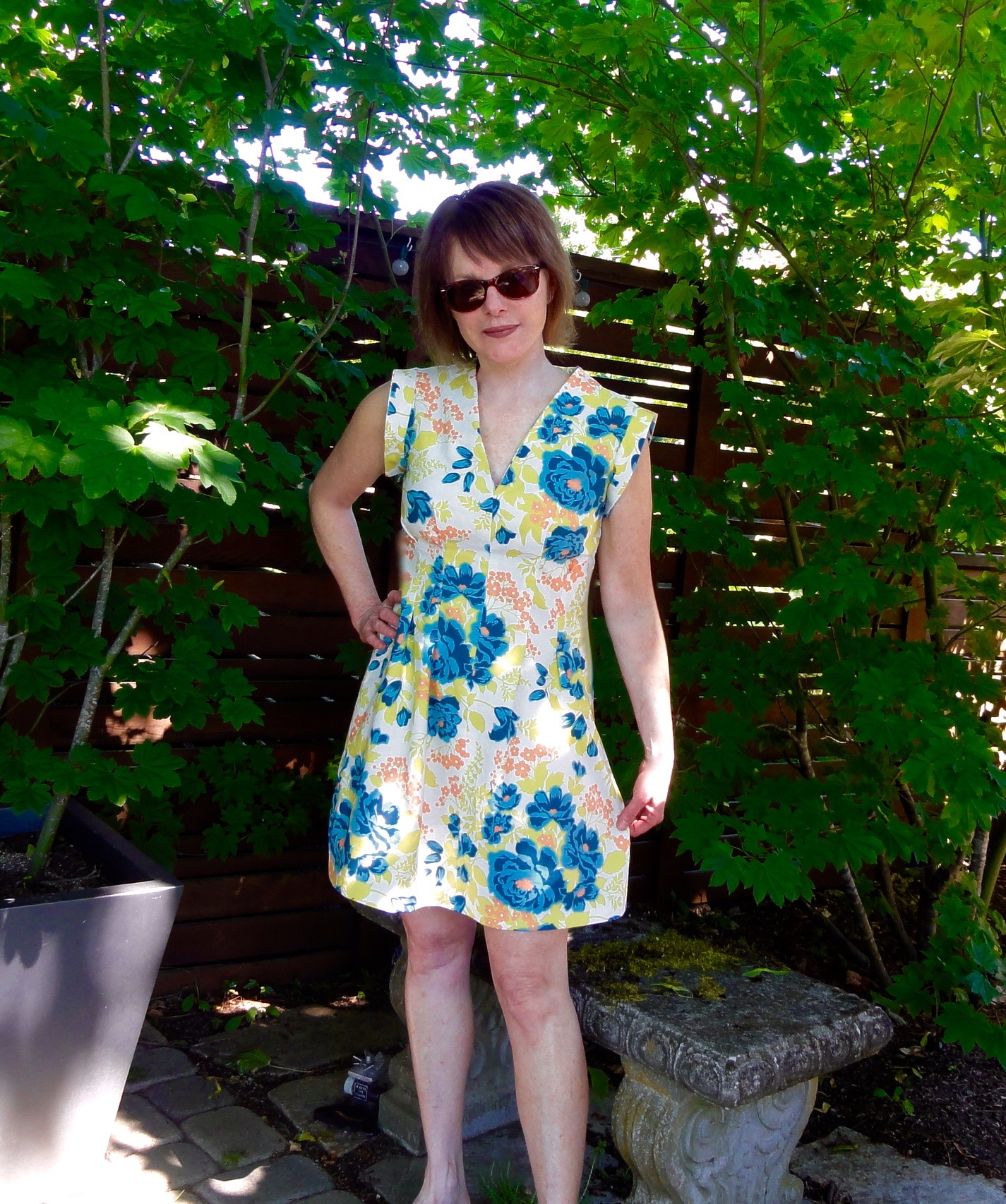 Summer dress girl pattern rule