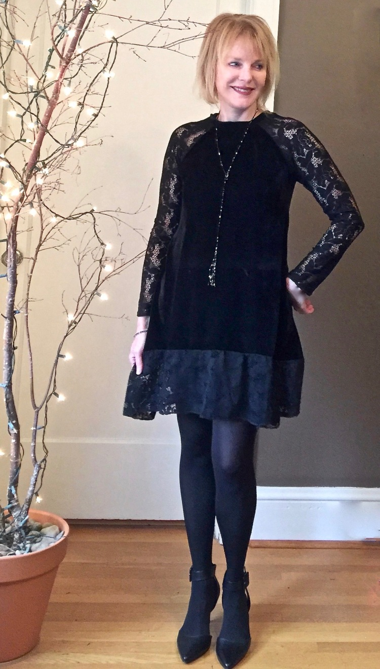 The Reveal: Day and Night Dress Challenge – Elle Gee Makes